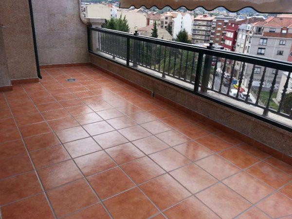 Impermeabilización terraza reparación de filtraciones
