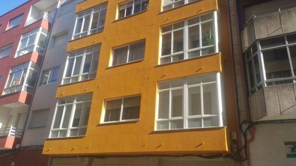 Rehabilitación y aislamiento de fachadas