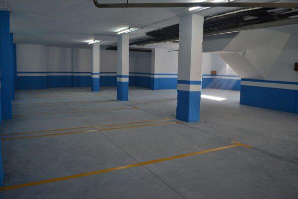 Reforma de garaje y pavimentaciones