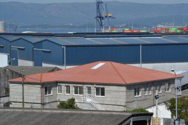 Rehabilitación renovación de cubierta