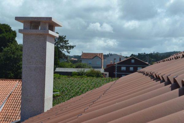 Rehabilitación de vivienda renovación de cubiertas