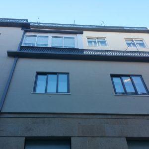Aislamiento de fachada SATE